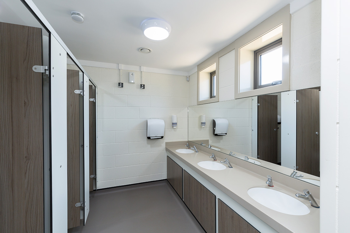 witham-hall-school-toilets – Clarke Construction