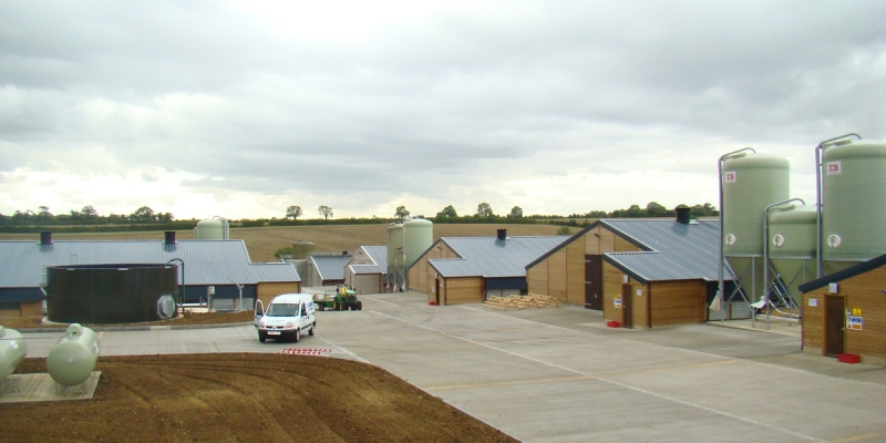 Poultry Farm Construction : Turnkey development projects clarke construction